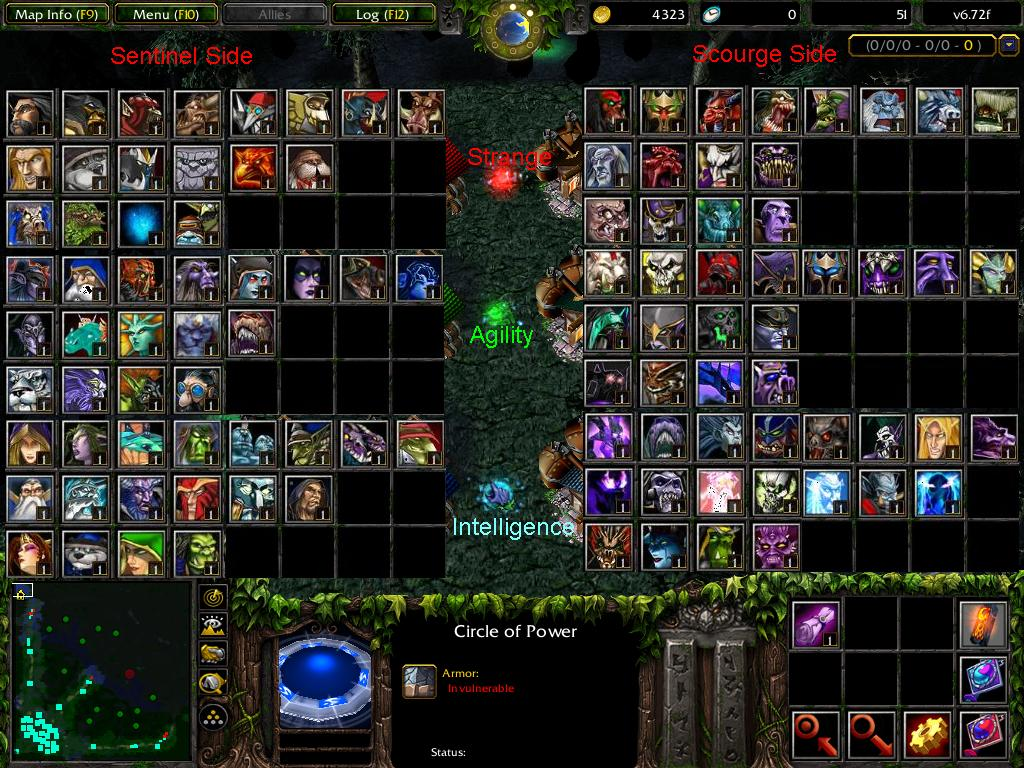 Warcraft 3 List Of Heroes