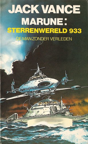 Jack Vance - Marune, Sterrenwereld 933 (Scala 1976)