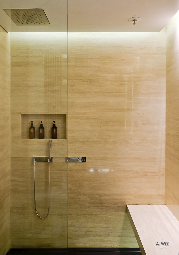 Shower space