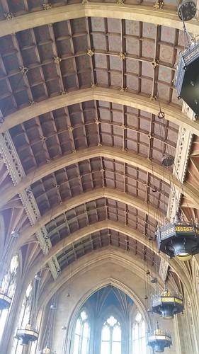 Suzzallo Library Ceiling, University of Washington