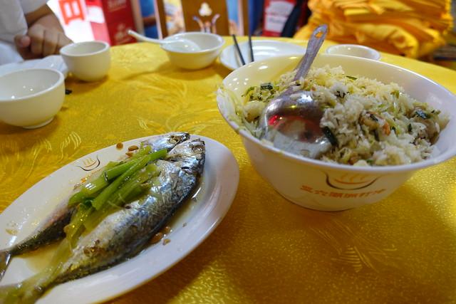 午饭 亚六潮汕美食