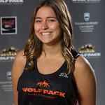 Breena Rusnell, WolfPack Cross Country Running