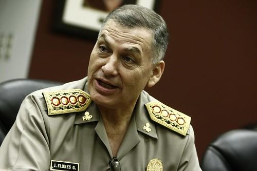 2013 04 04 1 reuni n con el director general de la policia flickr for Ministerio policia nacional
