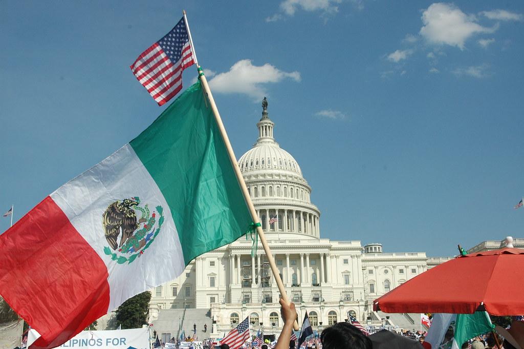 Hillary >> a A10 Immigration Capitol Mall 229 | Edward Kimmel | Flickr