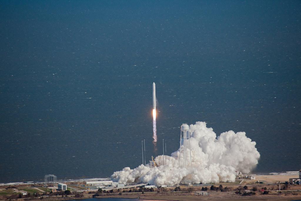 Antares Rocket Launch | WALLOPS ISLAND, Va.--NASA ...