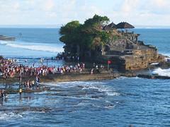 Visit the famous Tanah Lot  - Things to do in Denpasar (Bali)