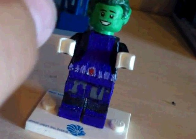lego beast boy - photo #36