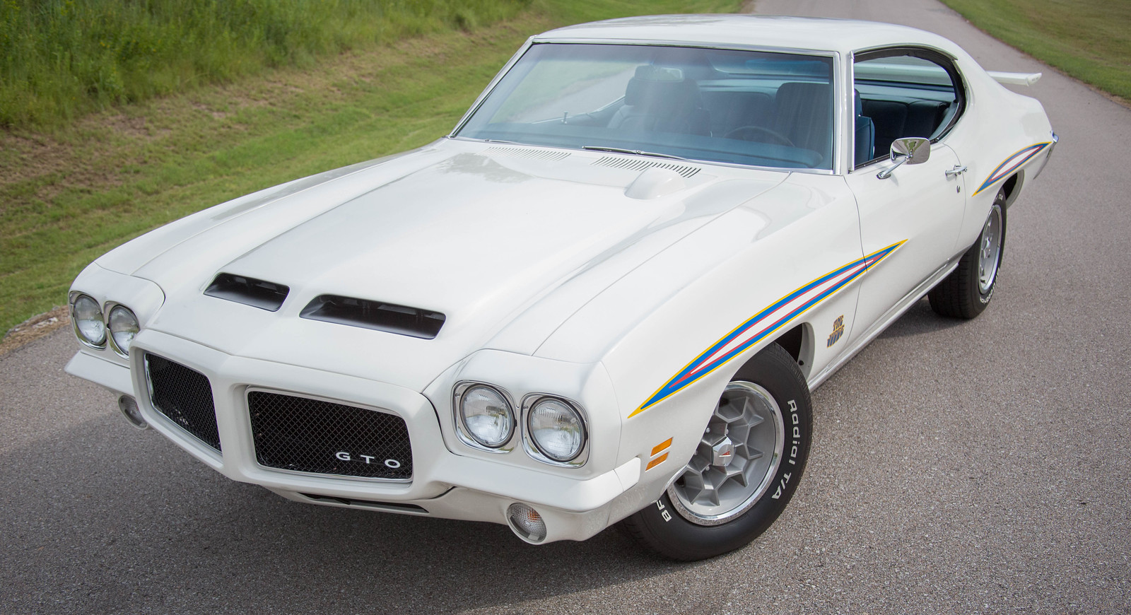 Muscle Car Pics >> #583 71 GTO Judge 455 4-Speed For Sale | Flickr