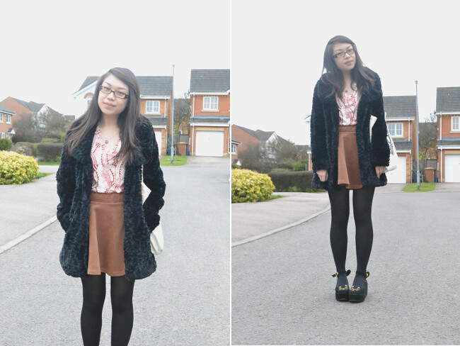 Daisybutter Uk Style And Fashion Blog What I Wore Celi