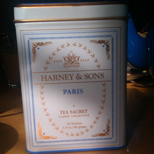 Harney And Sons Chocolate Tea Calories