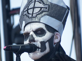 Papa Emeritus II - Coachella 2013 | by Scott Penner