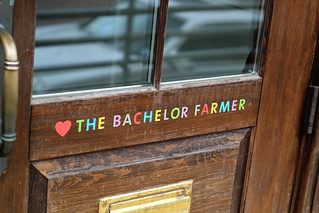 Outside Bachelor Farmer | by erin.kkr