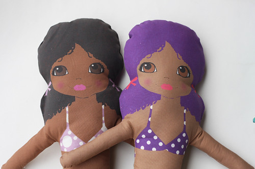 kids soft fabric dolls | by Katarina Roccella