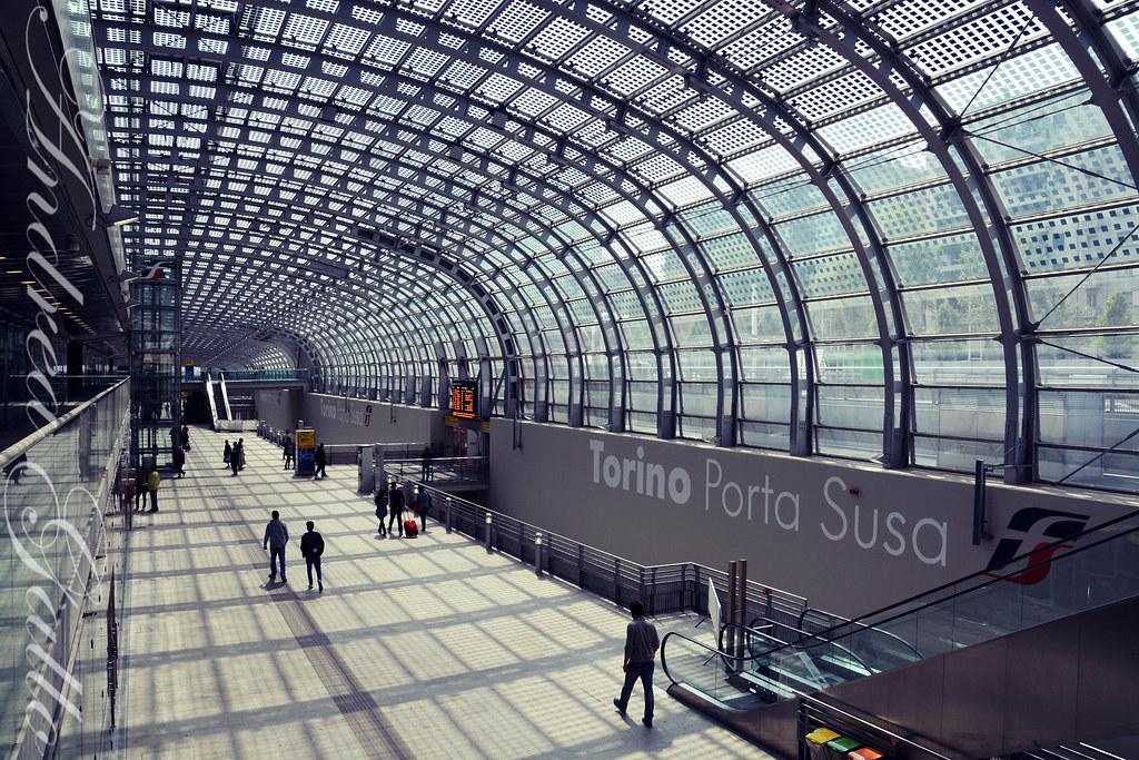 Torino porta susa la nuova stazione alta velocit di - Porta susa stazione ...
