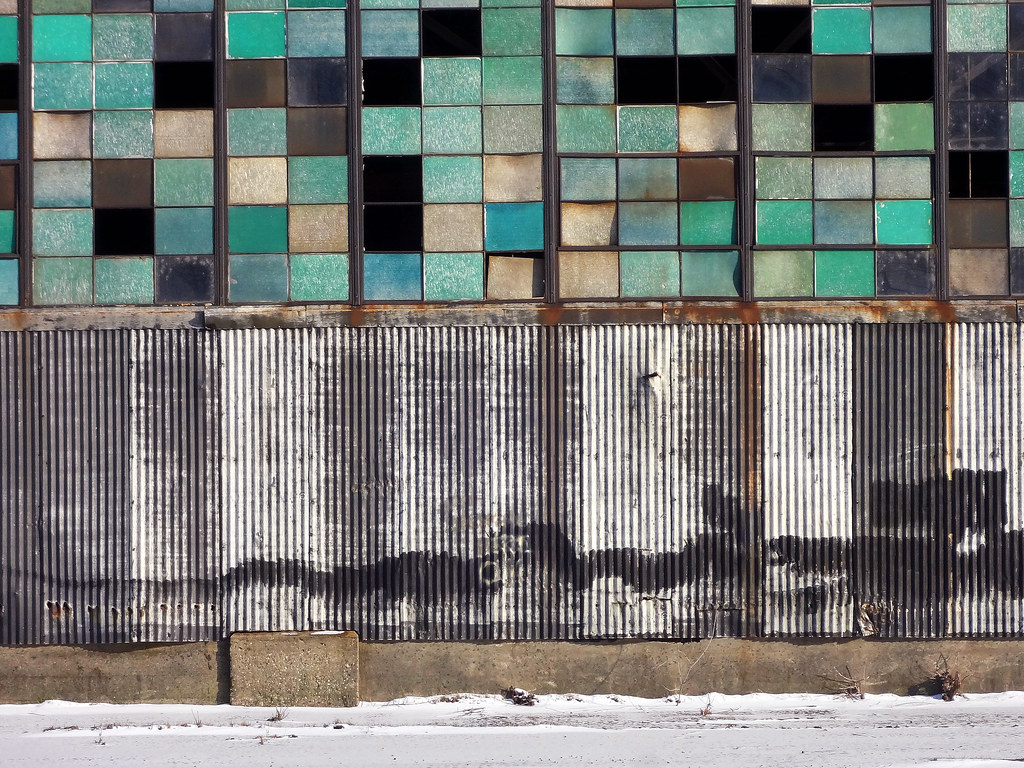 More Weathered Asbestos Exterior Asbestos Panels Additiona Flickr