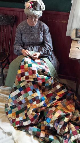 Sherbrooke Quilt