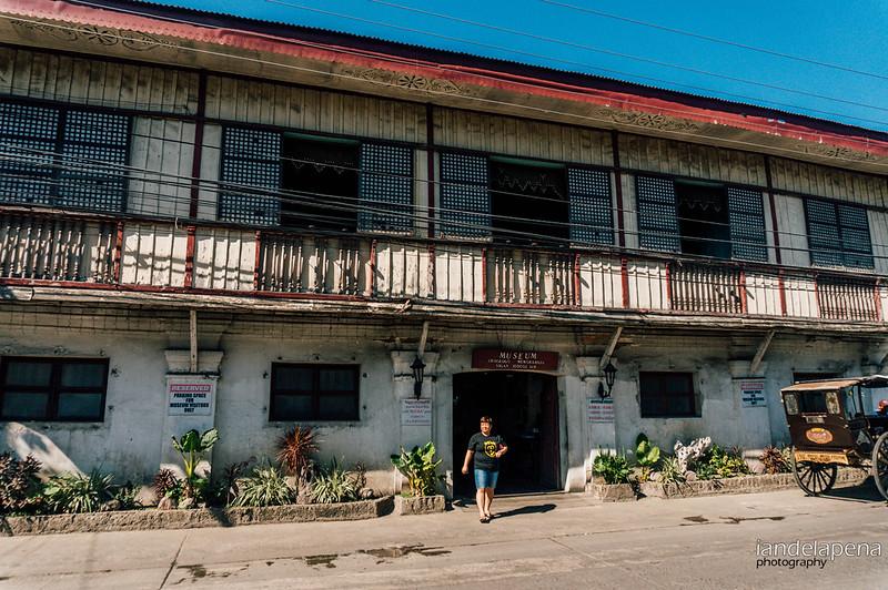 Vigan Ilocos Sur Crisologo Museum