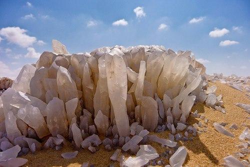 Egyptian Desert Glass