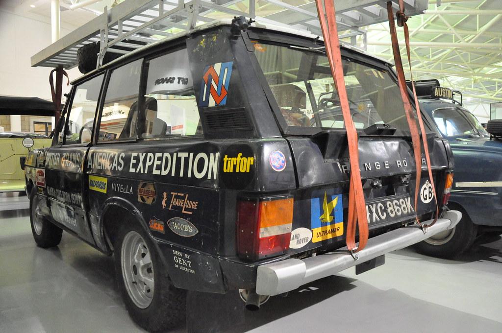 1971 range rover darien gap mod expedition vxc 868k flickr. Black Bedroom Furniture Sets. Home Design Ideas