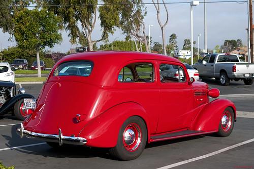 1938 chevrolet master deluxe coach 2 door sedan rear for 1938 chevrolet 2 door sedan