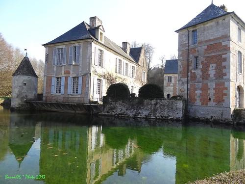 Ch teau de la roque baignard barnie76 peu dispo flickr for Chateau la roque