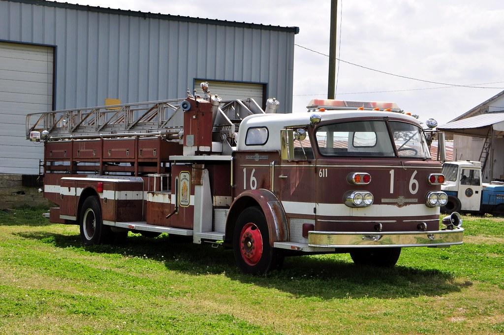Dsc 0799 Former Kinston Ladder Truck In Rocky Mount Off