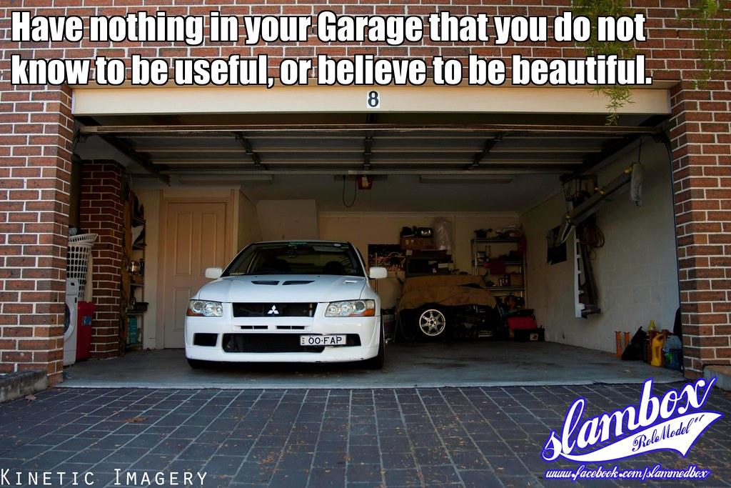 Slambox meme evo garage slambox meme evo garage flickr for Garage auto evo milizac