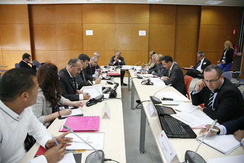 Espa a y marruecos realizan un simulacro de emergencia rad for Ministerio del interior espana