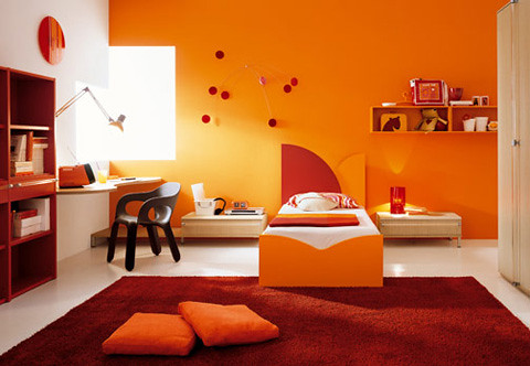 ... Wall Colour Reduces Your Stress Level   By Safrinanoor