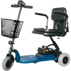 Shoprider ECHO 3Wheel Mobility Scooter | www dietwellnesspla