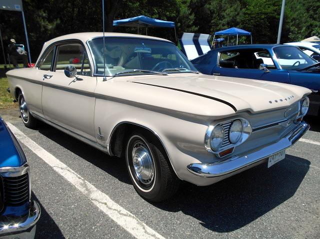 1964 Chevy Corvair Monza Kent Island Cruisers Father S Da
