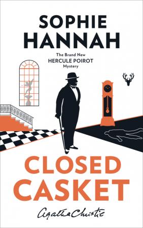 Sophie Hannah: Closed Casked - magyarul A zárt koporsó címmel fog megjelenni az Európa Könyvkiadó gondozásában