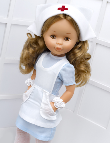 nancy enfermera nueva reedici n de la mu eca nancy juguettos flickr. Black Bedroom Furniture Sets. Home Design Ideas
