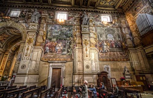 Santa susanna alle terme di diocleziano spiros i flickr - Bagni di paraffina alle mani ...