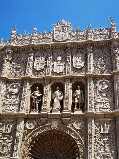 Spanish Renaissance Architecture Pictures