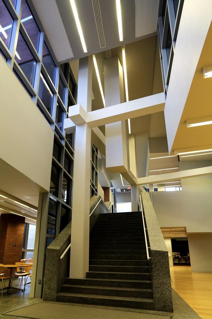 Peter Eisenman Wexner Center Columbus Ohio Adrian Lo Flickr
