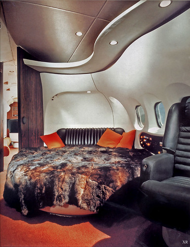 1969 Interior Hugh Hefner S Private Dc 9 James