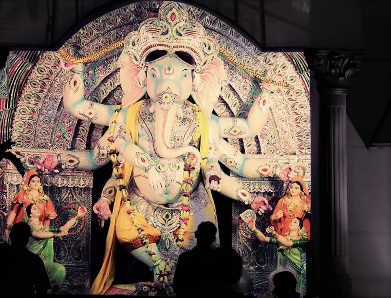 Nata Ganesha – Inside Jagannath Temple