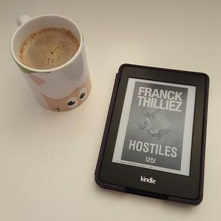 Hostiles de Franck Thilliez