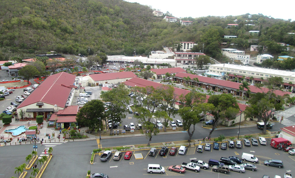 St. Thomas cruise ship docks, USVI, St. Thomas travel, St ...