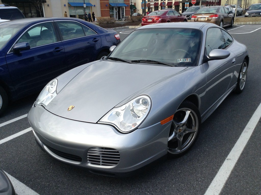 Porsche 911 40th Anniversary Edition 996 1 Of Only