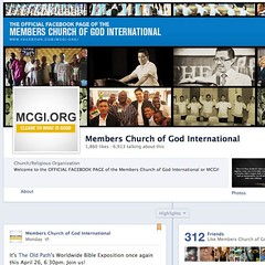 Follow the Official Facebook page of MCGI www fb me/MCGI o