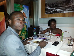 Primeiro Jantar Beneficente - CACAJ Luanda - 17 04 2013