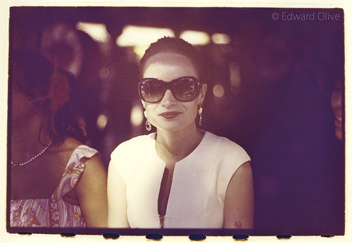 Young lady in sunglasses edward olive wedding photograph - Fotografo marbella ...
