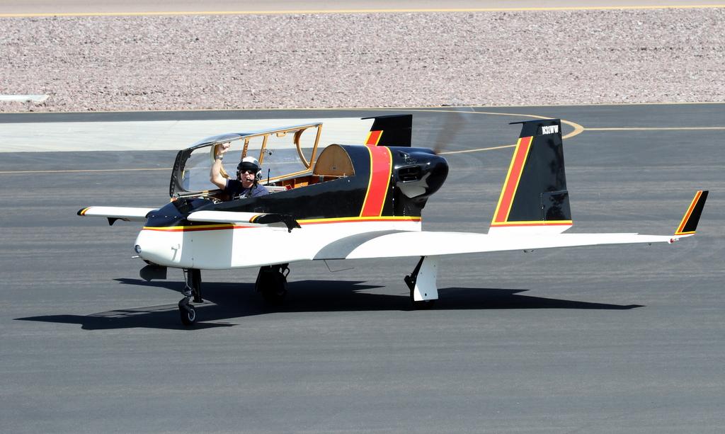 Rutan VariViggen SP N31WW   Rare and unusual aircraft ...