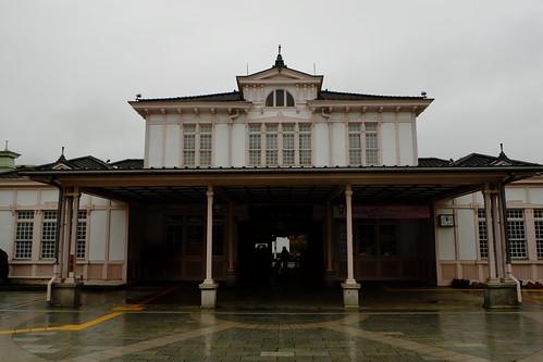 JR Nikko Station