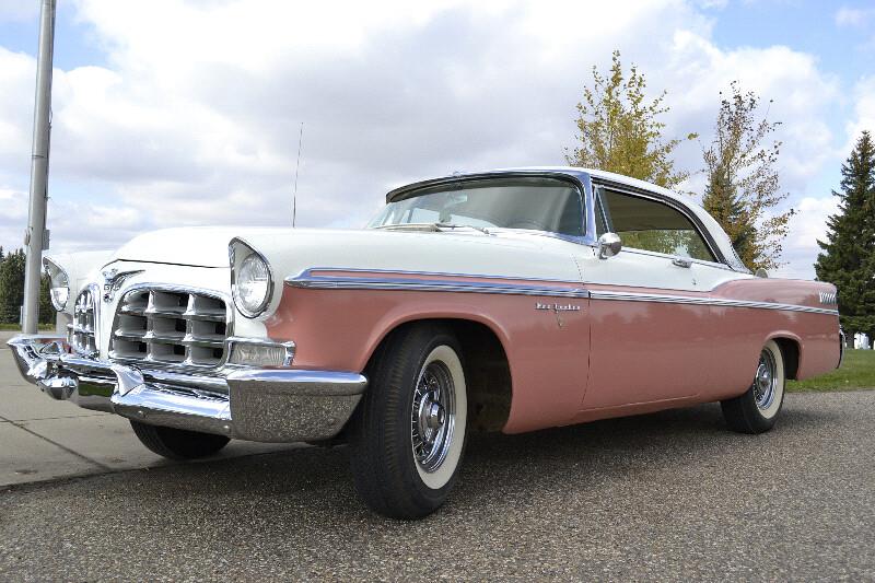 1956 chrysler new yorker 2 door newport hardtop hipo 50 for 1956 chrysler new yorker 4 door