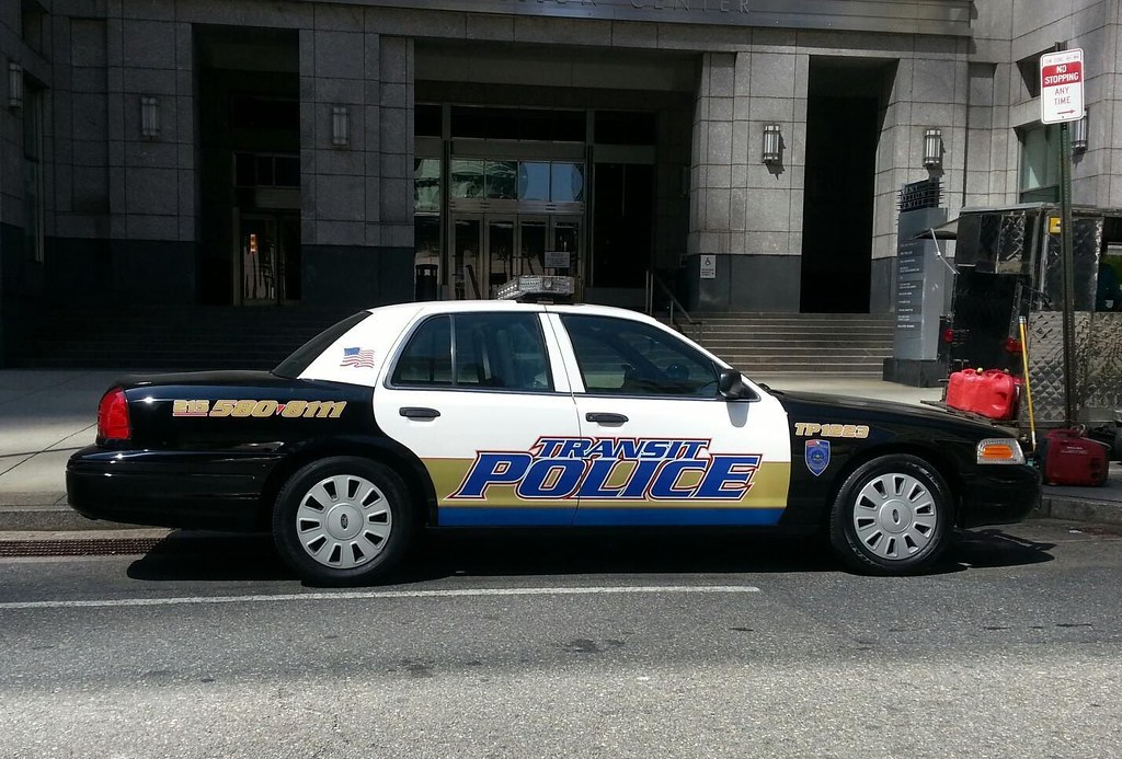 New Septa Police Philadelphia South Eastern Pennsvania