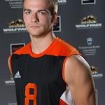 Jordan Foot, WolfPack Men's Volleyball