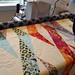 Twizzle Quilt Machine Quilting